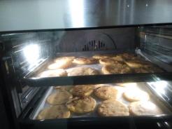 Arepas al horno