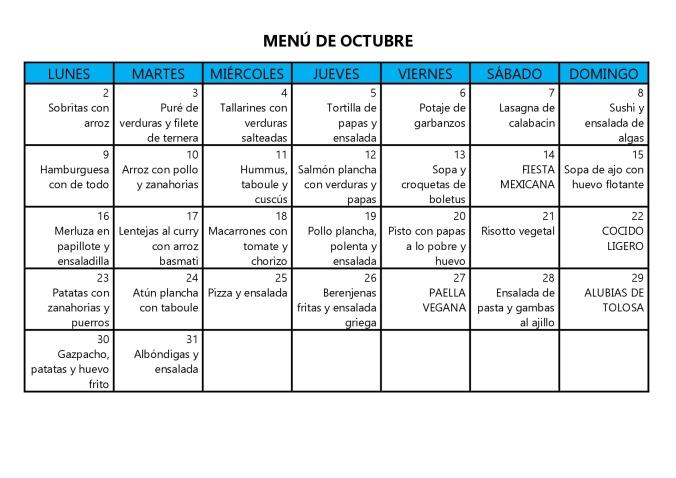 MENÚ DE OCTUBRE-001
